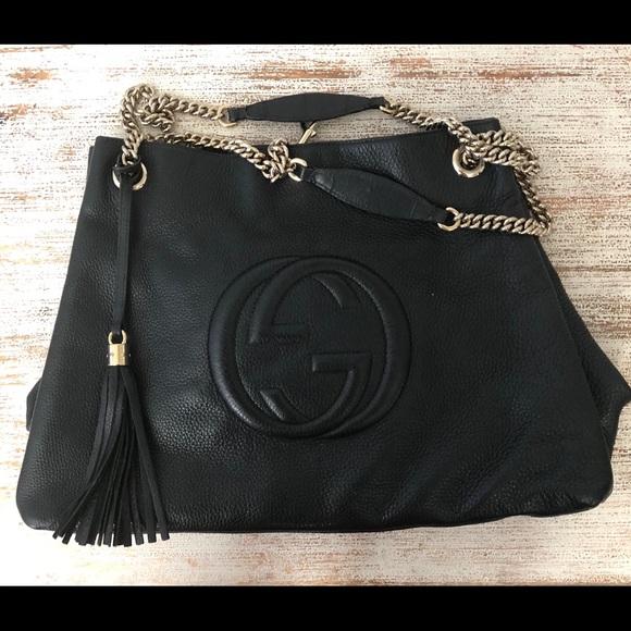 1cfa52bae Gucci Bags | Soho Large | Poshmark
